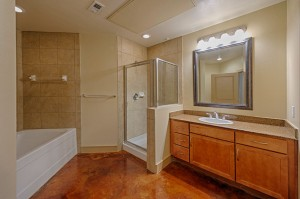Two Bedroom Apartments for Rent in Houston, TX - Apartment Bathroom (2)